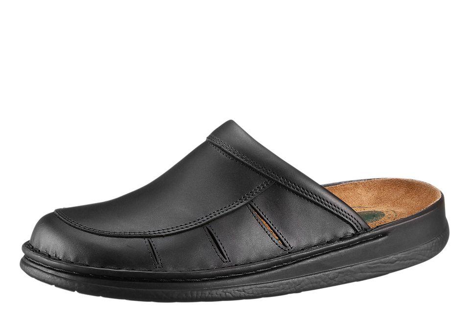 HELIX Helix Clogs mit Fußbett mit Magic-Point-Fersendämpfung