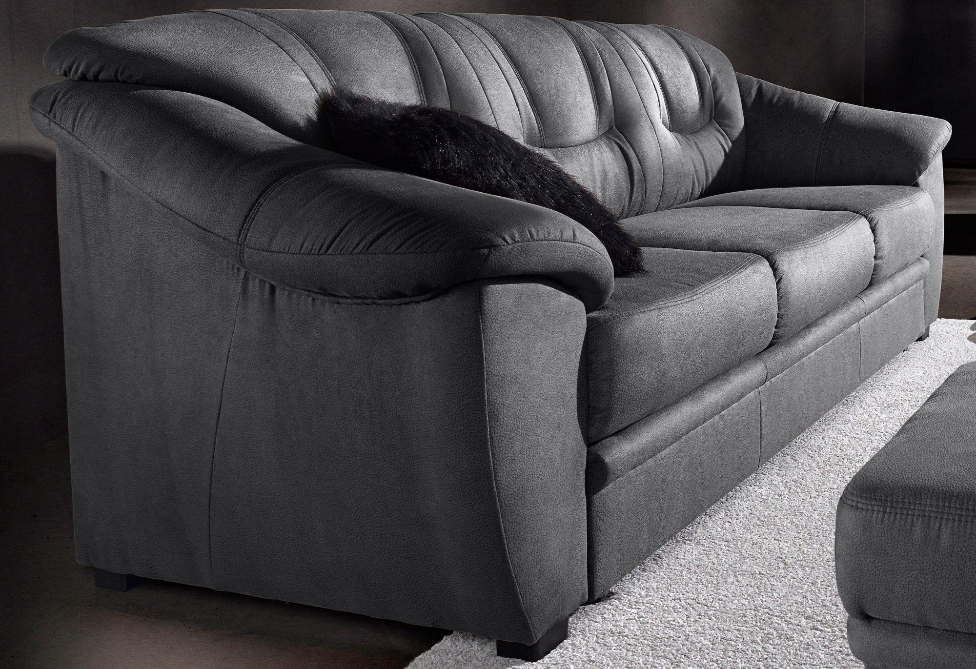 SITMORE 3-Sitzer, Sit & More, wahlweise mit Bettfunktion