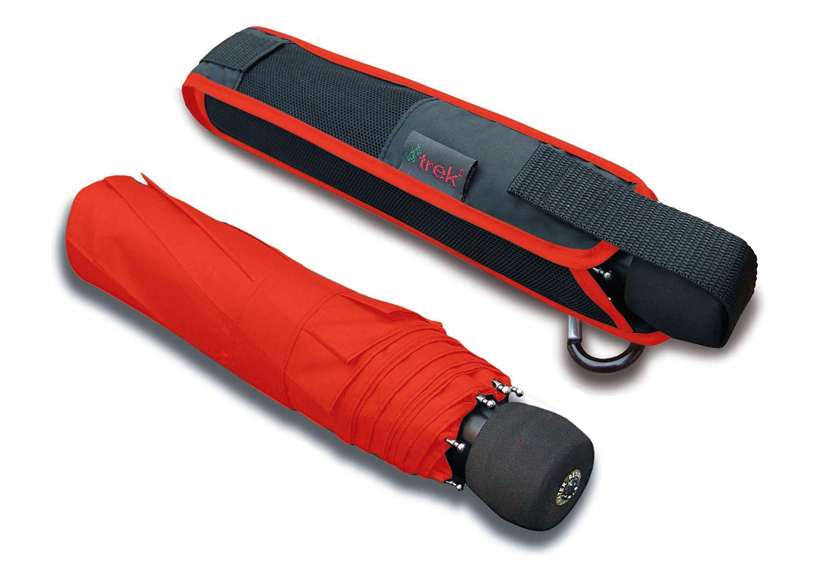 EUROSCHIRM® Euroschirm® Regenschirm - Taschenschirm, »light trek Taschenschirm«