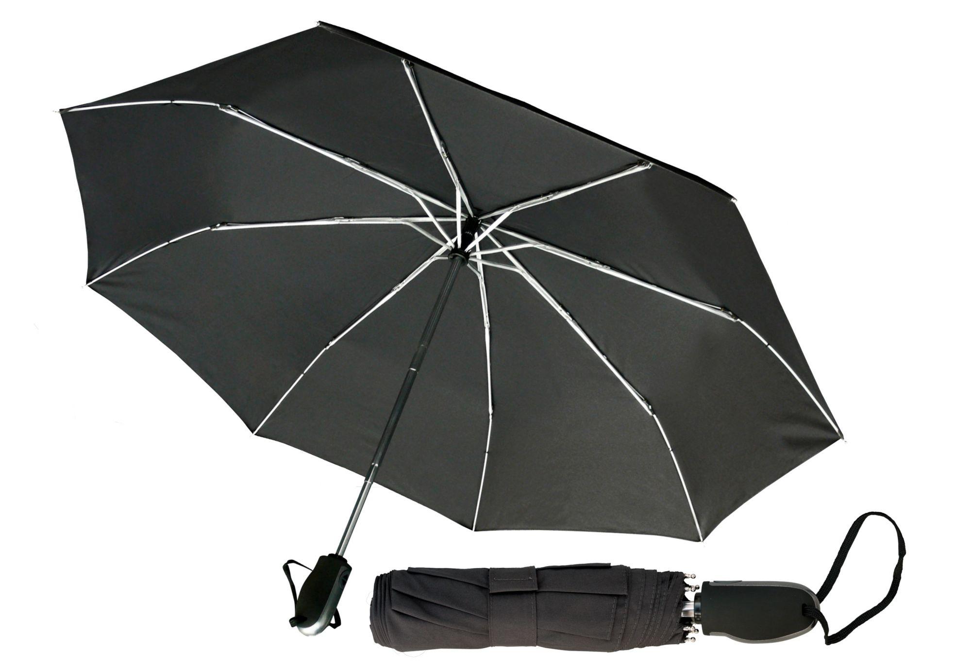 EUROSCHIRM® Euroschirm® Regenschirm für Damen und Herren, »Designer-Taschenschirm«