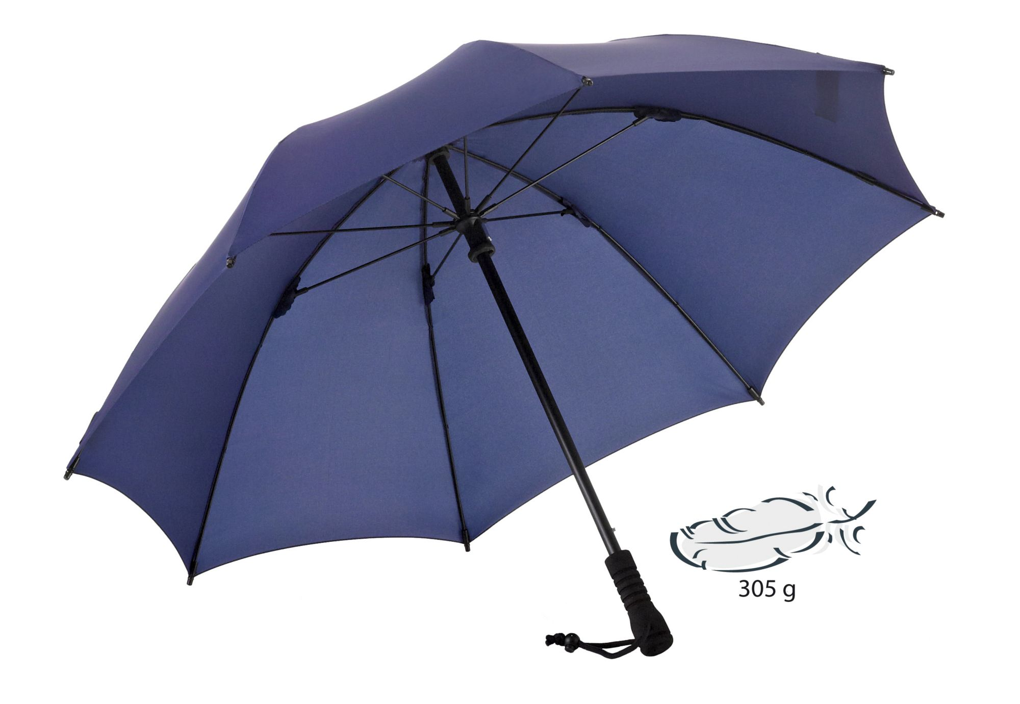 EUROSCHIRM® Euroschirm® Regenschirm, »Swing Trekkingschirm«
