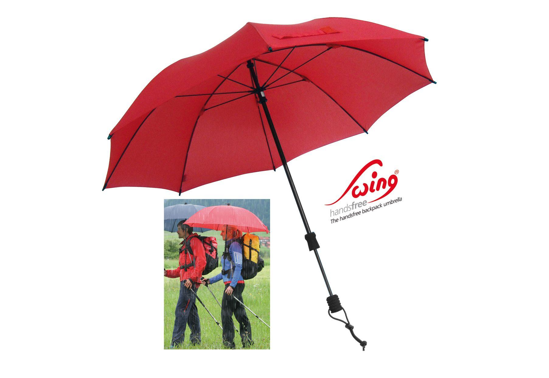 EUROSCHIRM® Euroschirm® Regenschirm, »Swing handsfree«