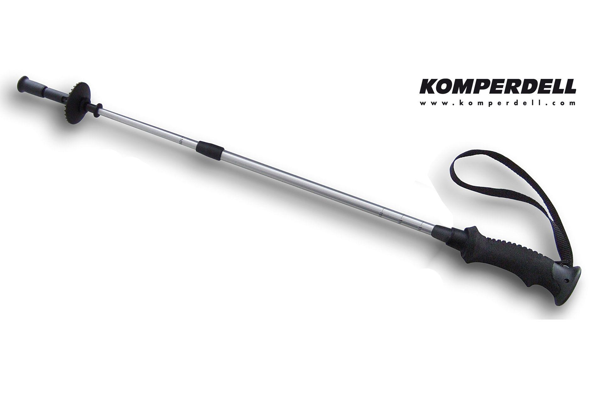 EUROSCHIRM® Euroschirm® Wanderstock, »KOMPERDELL Teleskop-Wanderstock«