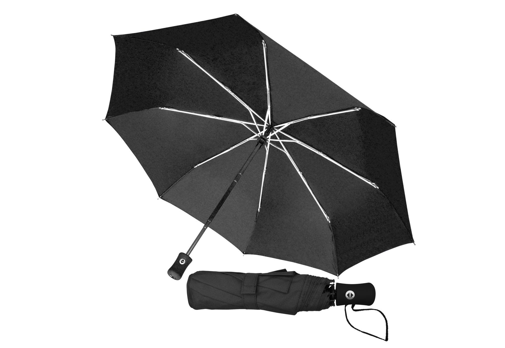 EUROSCHIRM® Euroschirm® Regenschirm für Damen und Herren, »Taschenschirm«