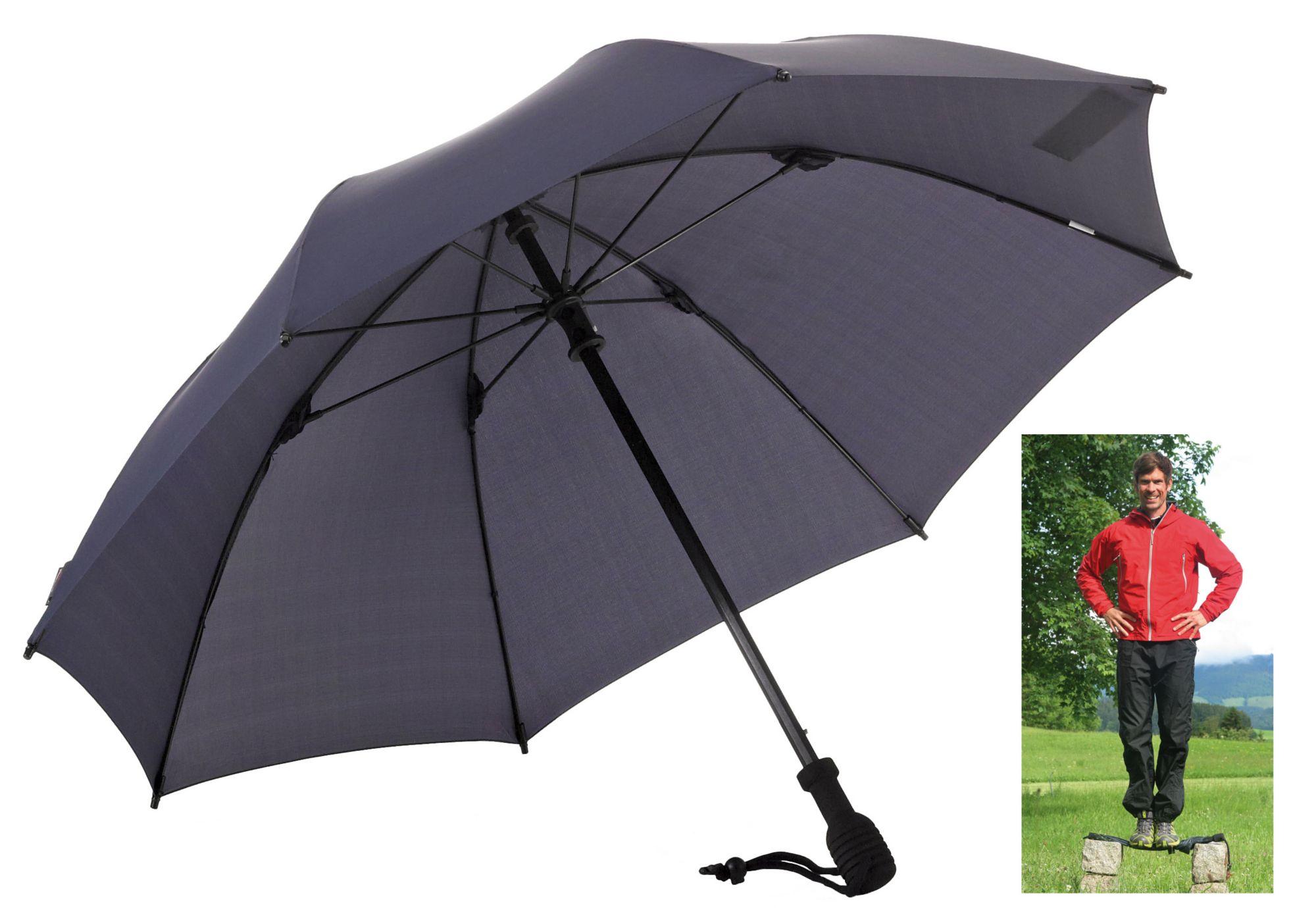 EUROSCHIRM® Euroschirm® Regenschirm, »birdiepal® octagon Trekkingschirm«
