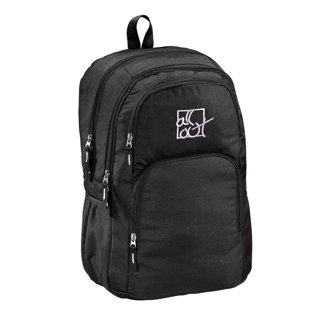 ALL OUT All Out Rucksack Kilkenny, Deep Black