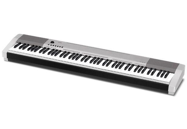 CASIO Casio® Digital Piano, »CPD-130SR inkl. Pedal u. Netzteil«