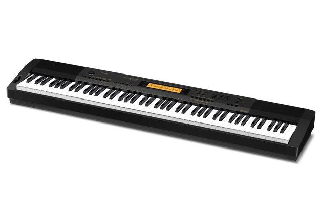 CASIO Casio® Digital Piano, »CPD-230RBK inkl. Pedal u. Netzteil«