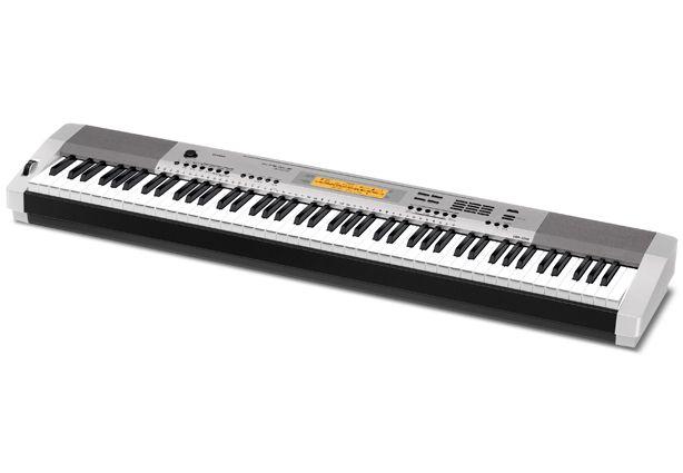 CASIO Casio® Digital Piano, »CPD-230RSR inkl. Pedal u. Netzteil«