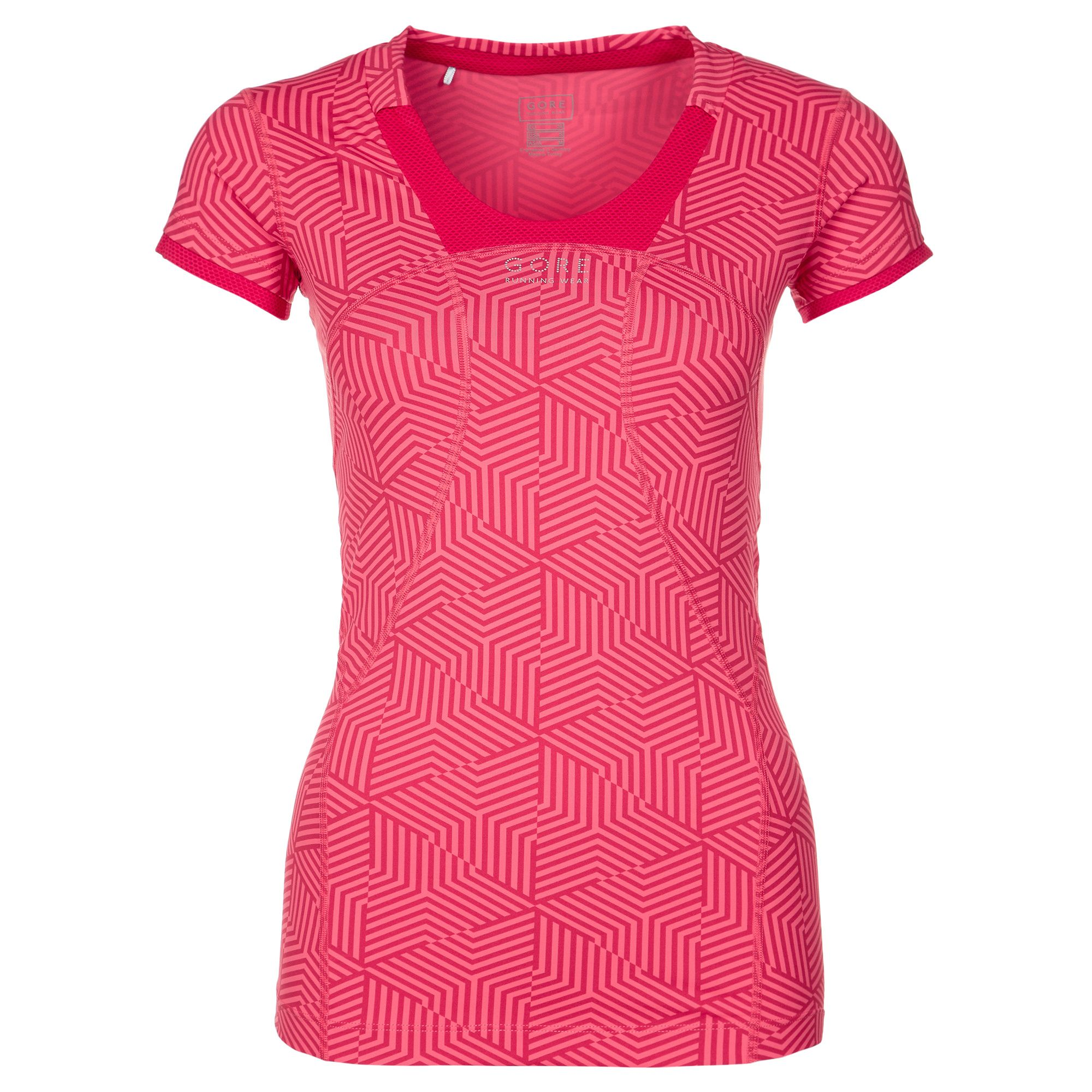 GORE  Air Lady Print Laufshirt Damen
