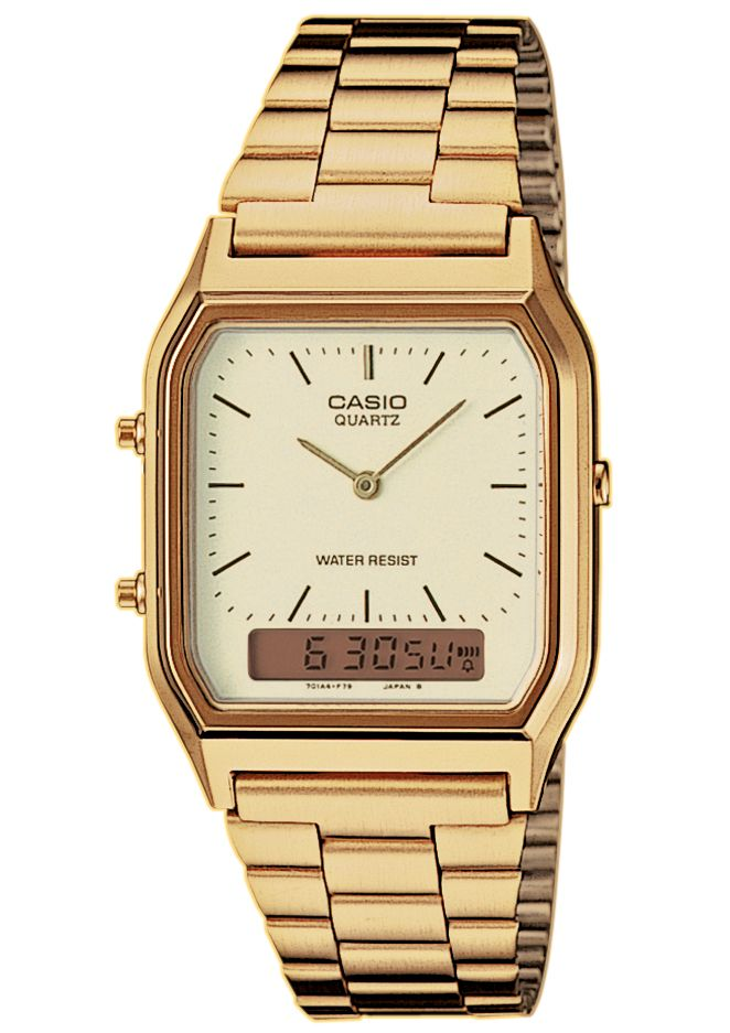 CASIO COLLECTION Casio Collection Chronograph »AQ-230GA-9DMQYES«