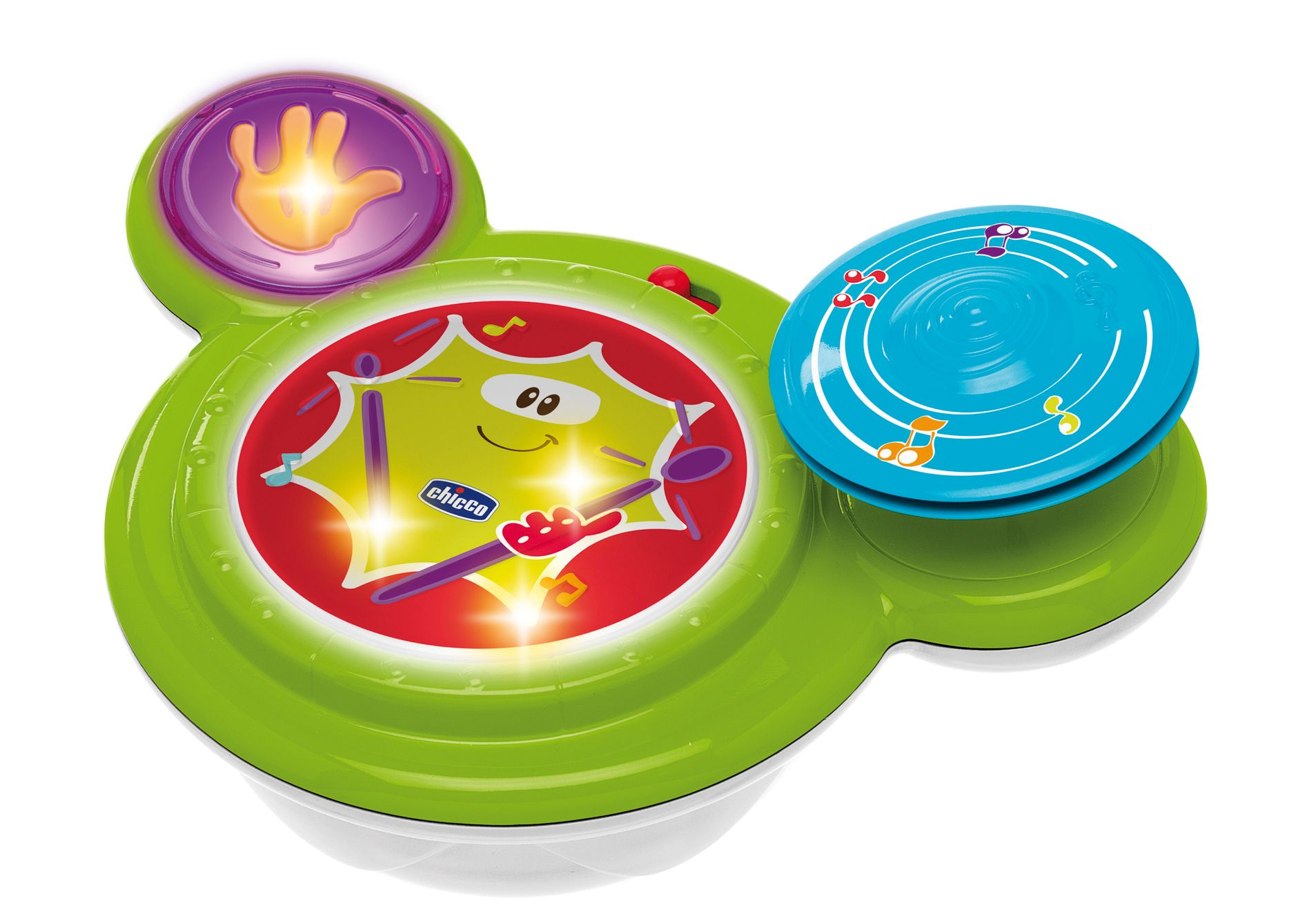 CHICCO Chicco®, Kinderinstrument »Musikband Trommel«