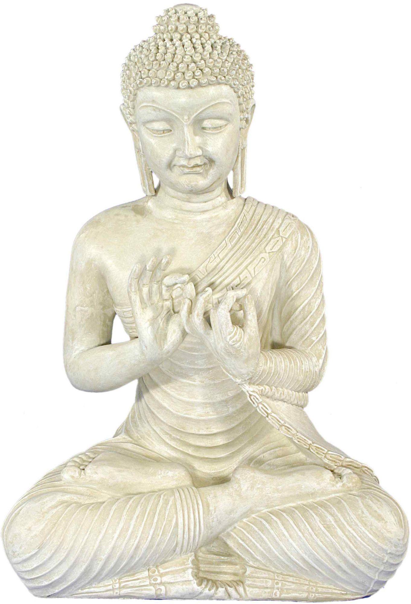 CASA COLLECTION Buddha, Casa Collection, im Lotussitz
