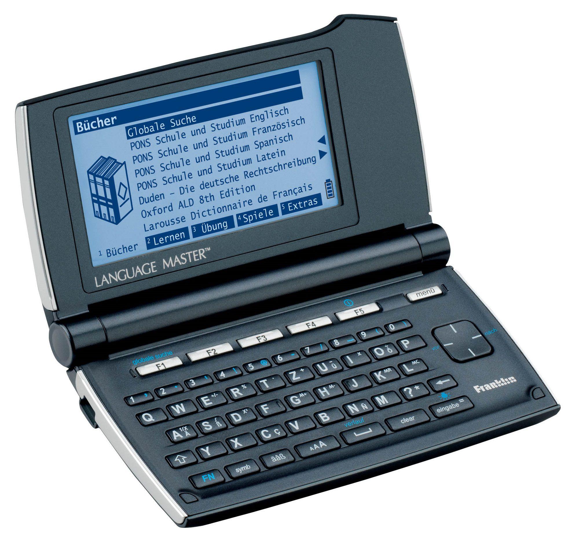 FRANKLIN Franklin Elektronisches Wörterbuch »LM-5000«