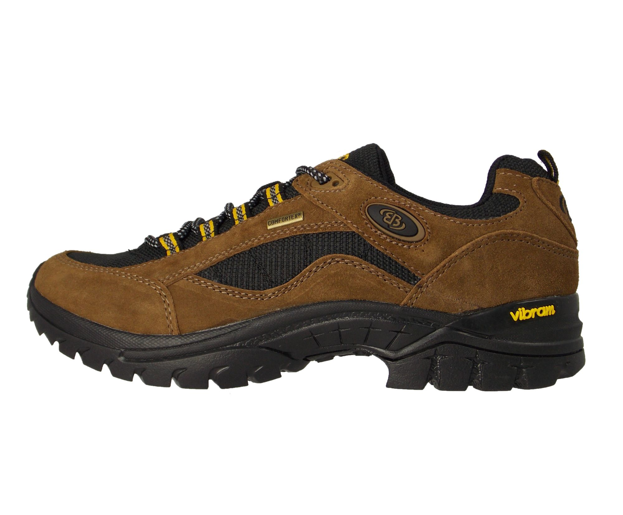 BRÜTTING Brütting Funktioneller Outdoorschuh mit VIBRAM-Sohle, COMFORTEX-Membrane »GRAND CANYON«