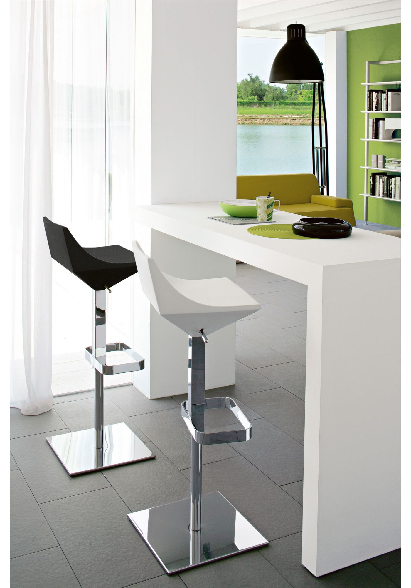 CONNUBIA BY CALLIGARIS connubia by calligaris Barhocker »Fly«