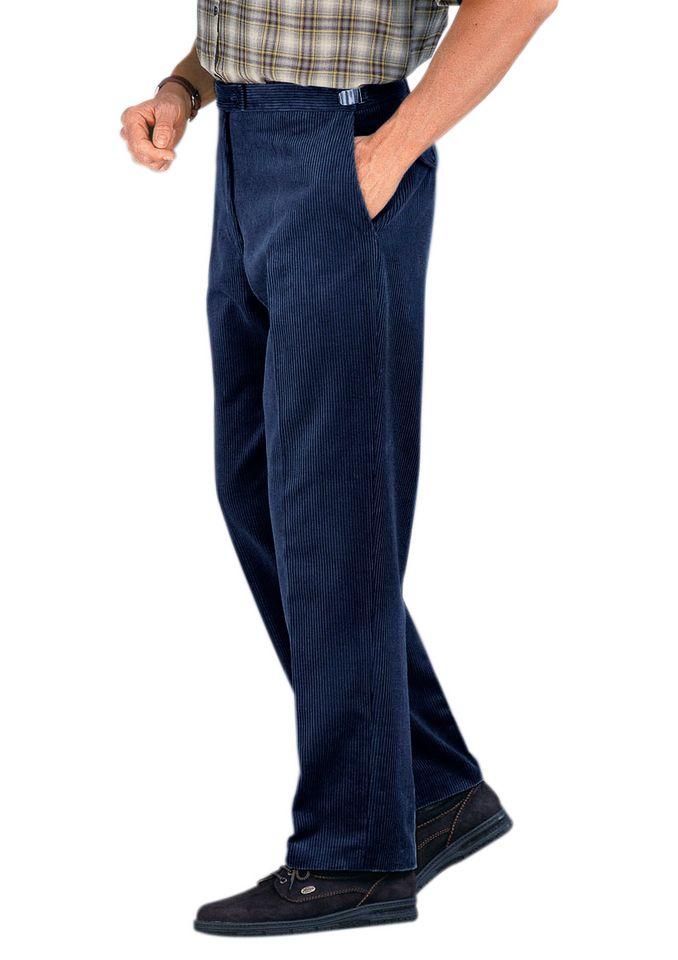 CLASSIC Classic Autofahrer-Hose aus dehnbarem Stretchcord