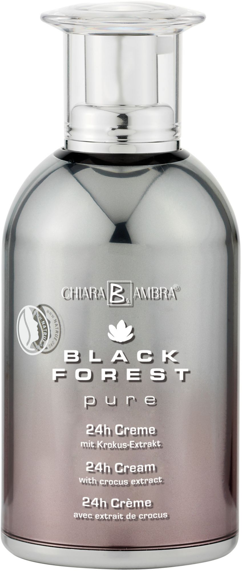 CHIARA AMBRA BF Pure 24 Cream Chiara B. Ambra schwarz