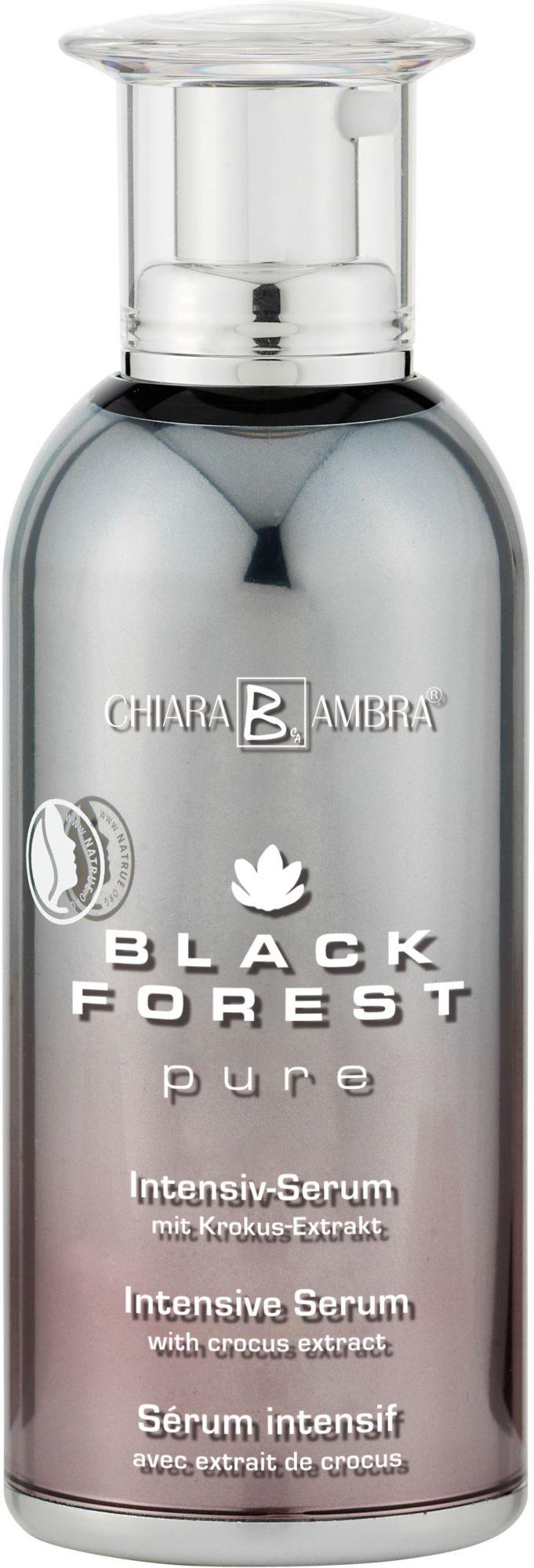 CHIARA AMBRA BF Pure Intensive Serum Chiara B. Ambra schwarz