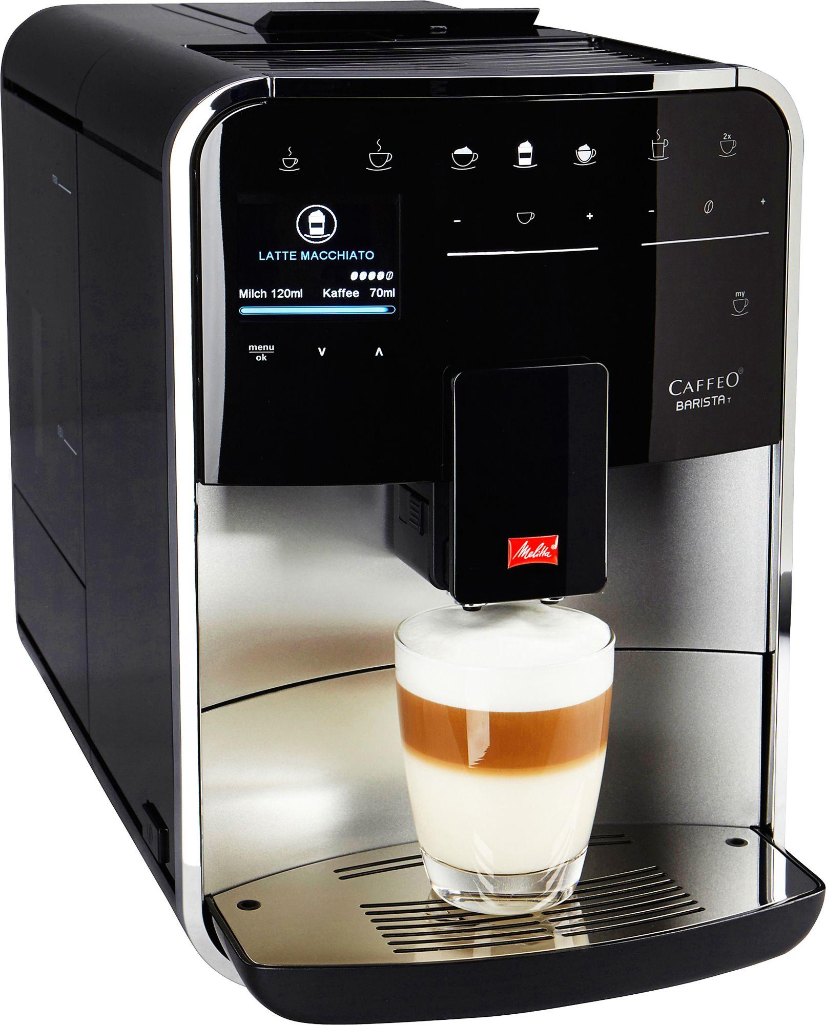 MELITTA Caffeo Barista T F 73/1-101, Vollautomat