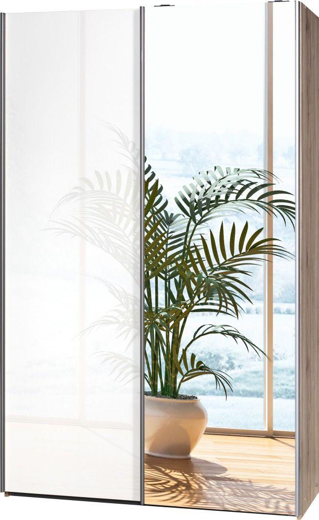CS SCHMAL Garderobenschrank, CS Schmal, »Soft Smart«, 120 cm breit