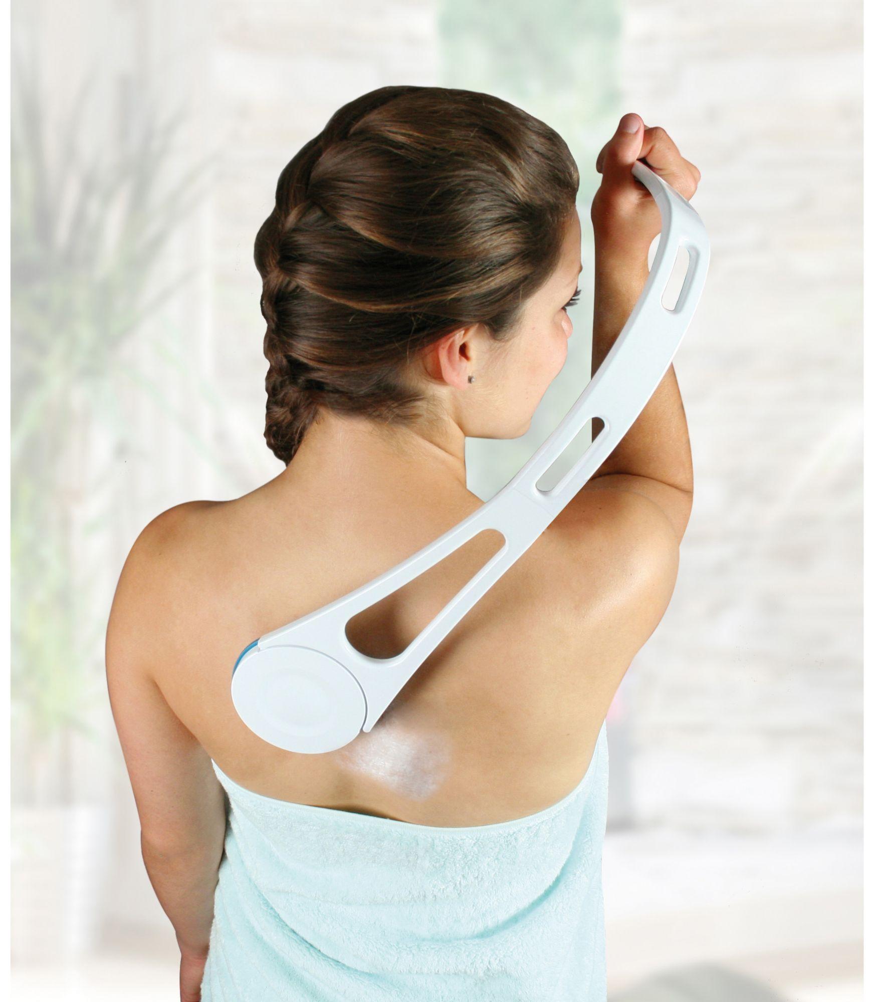 HYDAS® Hydas® Rückencremer Easy Free Körperpflege Set Plus