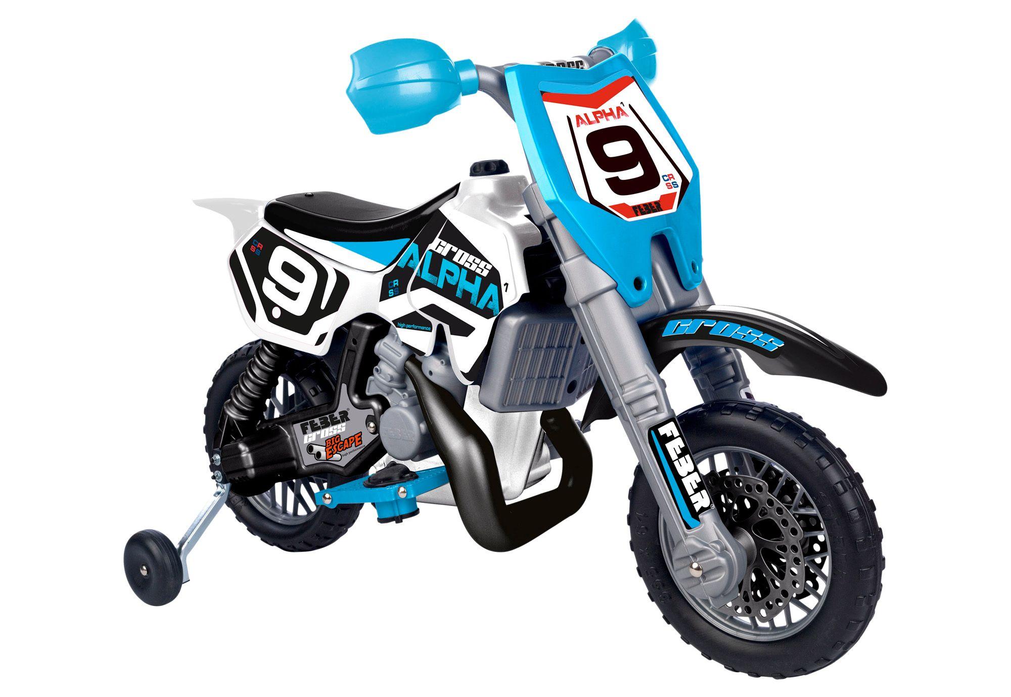 FEBER Elektro-Motorrad , »Cross Alpha«,