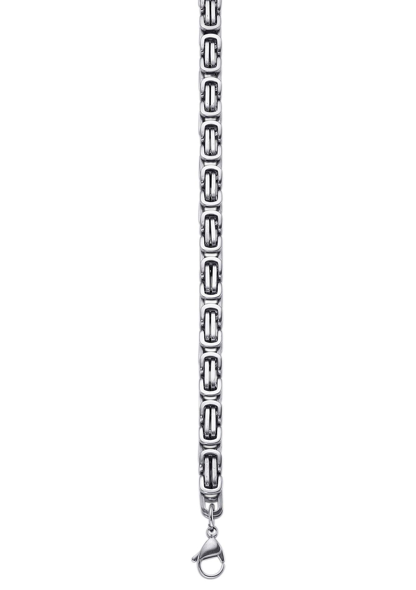 FIRETTI Armschmuck: Armband in Königskettengliederung