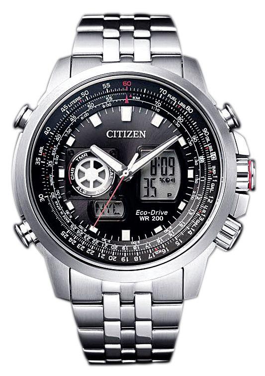 CITIZEN Citizen Chronograph »Promaster Sky, JZ1060-50E«