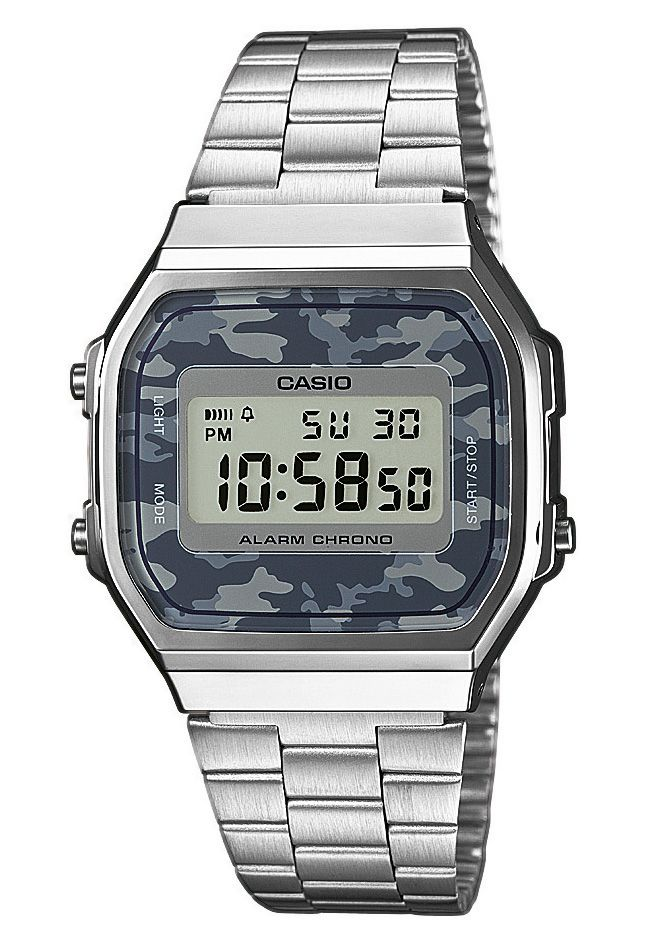 CASIO COLLECTION Casio Collection Chronograph »A168WEC-1EF«