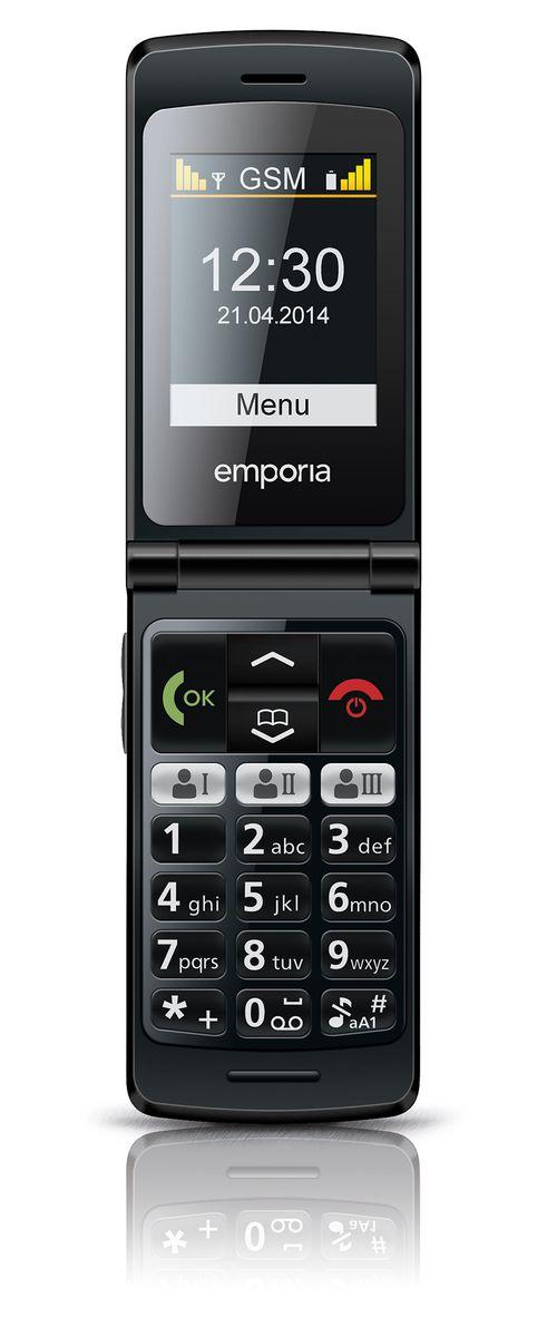 EMPORIA emporia FLIP basic (F220) schwarz