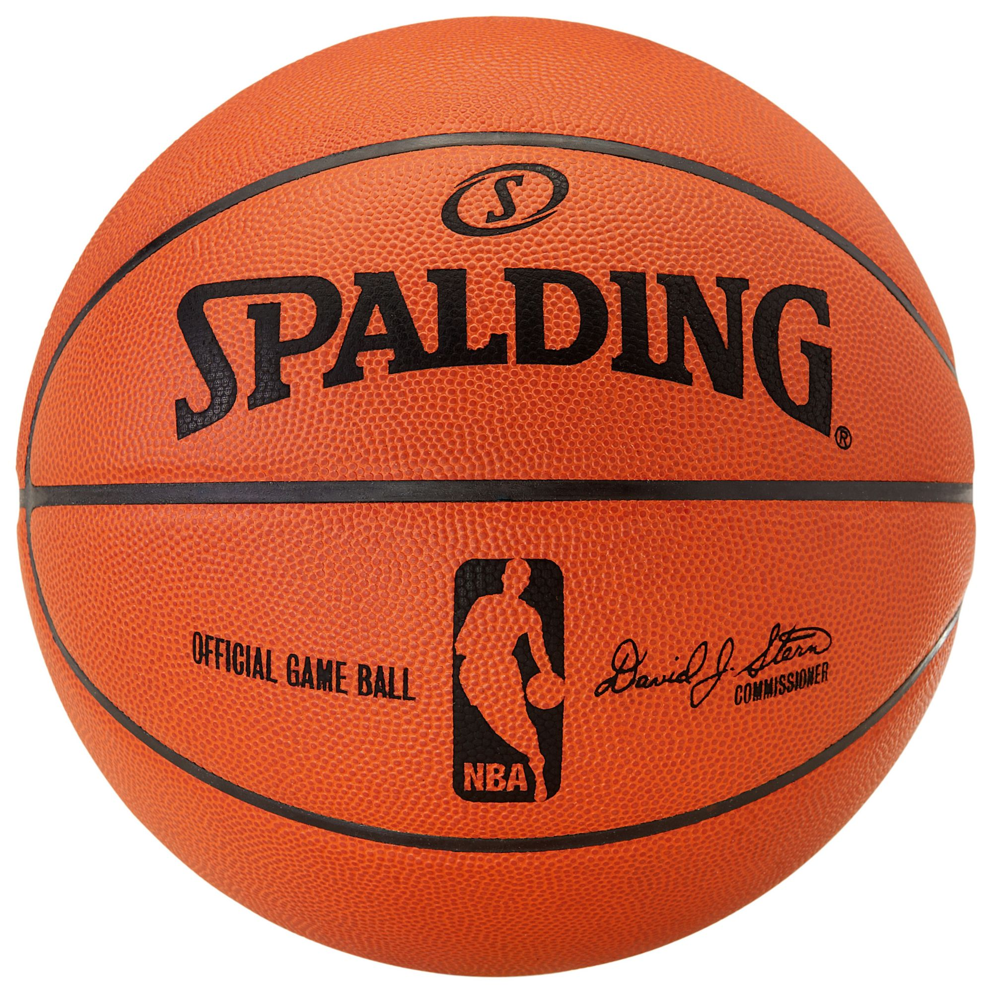 SPALDING  NBA Gameball (74-233Z) Basketball