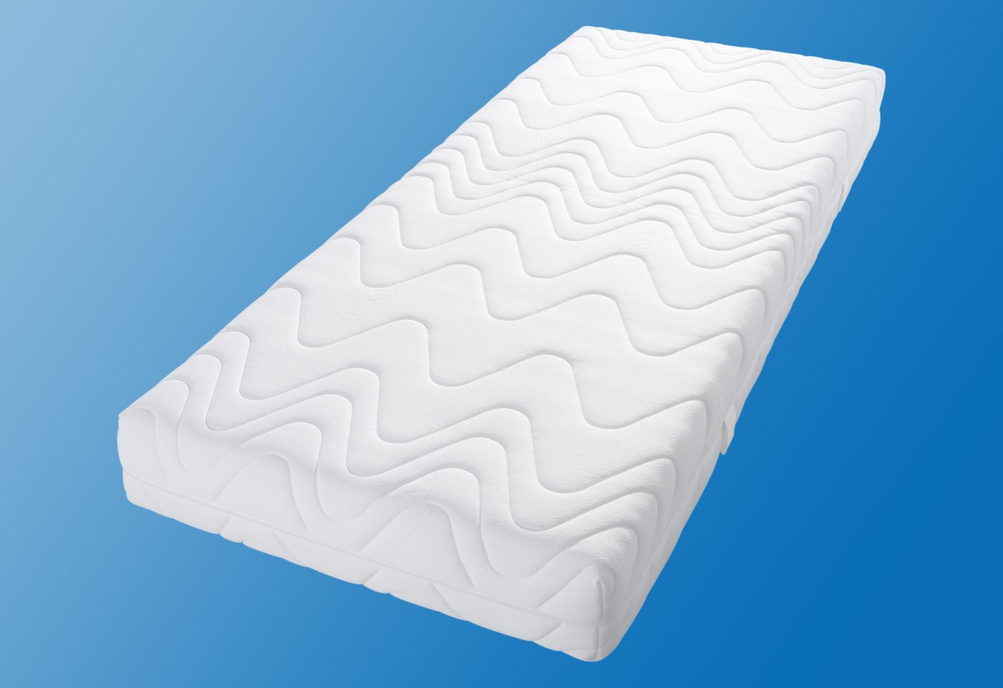 """BECO Komfortschaummatratze, »Wellness KS«, BeCo, 20 cm hoch, Raumgewicht: 28, 1-tlg. oder 2-tlg., TÜV-Testurteil """"""""GUT"""""""", im Doppelpack günstiger"""