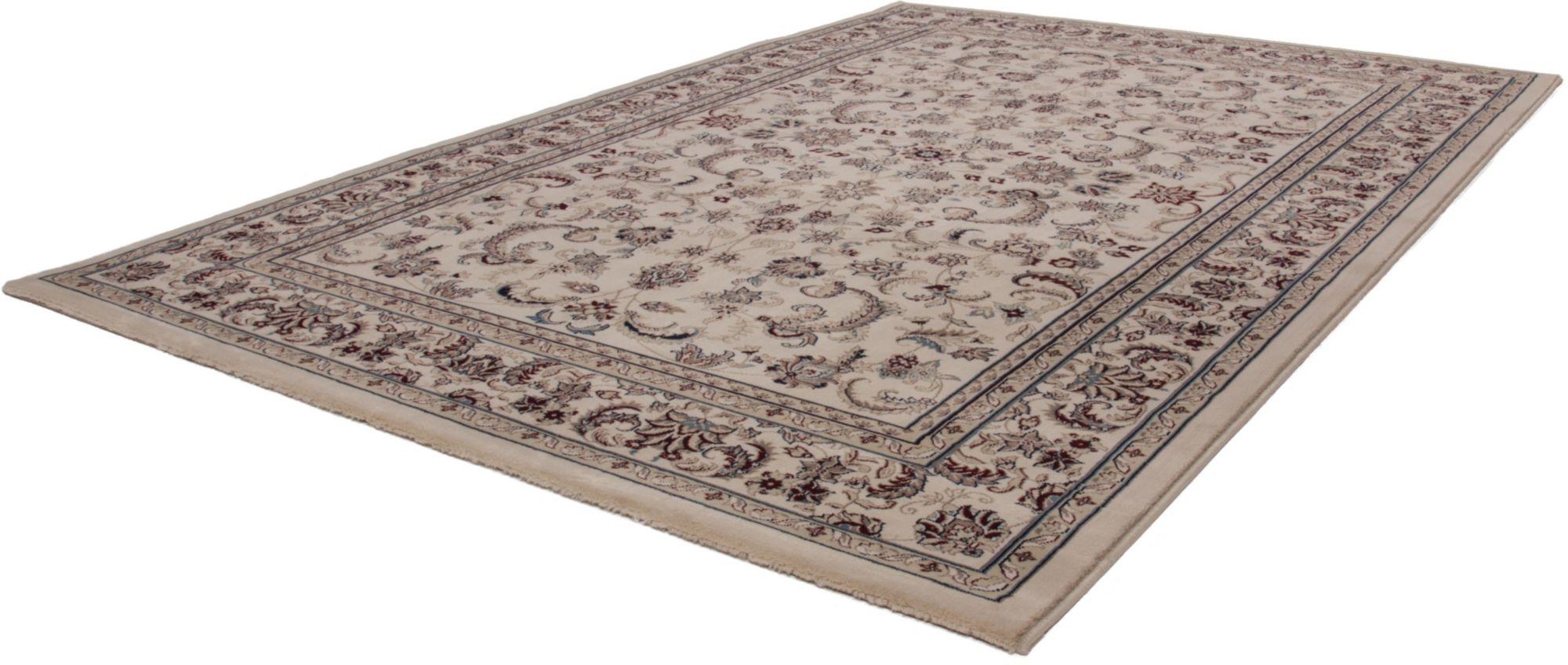 Orientteppich »Mashad 131«, Lalee, rechteckig, Höhe 15 mm, maschinell gewebt