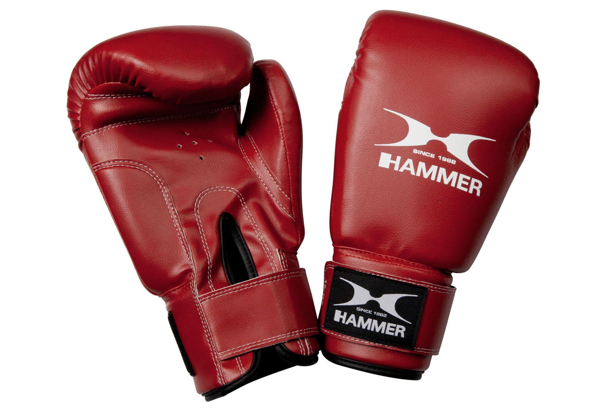 HAMMER Boxhandschuhe, Hammer®, »Fit«, PU, rot