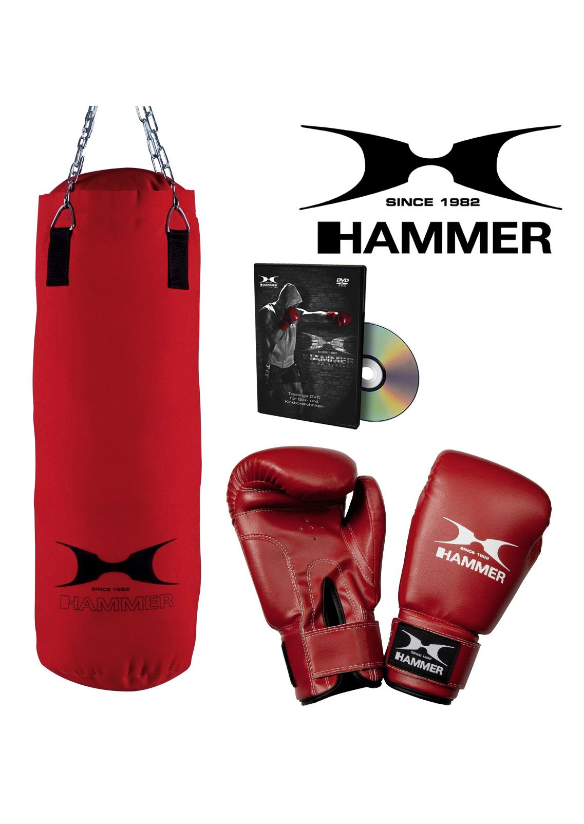 HAMMER Hammer®, Box-Set, »Fit«