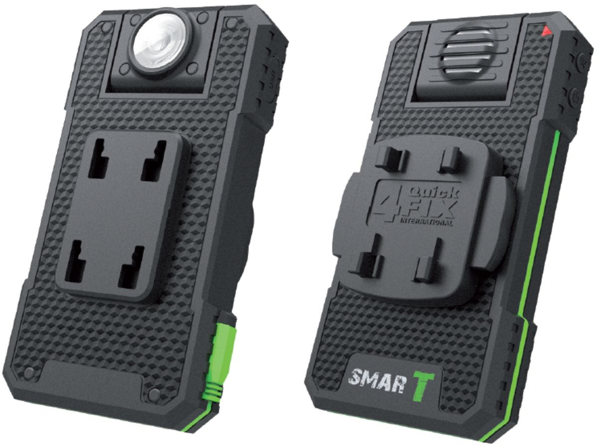 A RIVAL a-rival Powerbank »SMAR.T power - Power and Light«