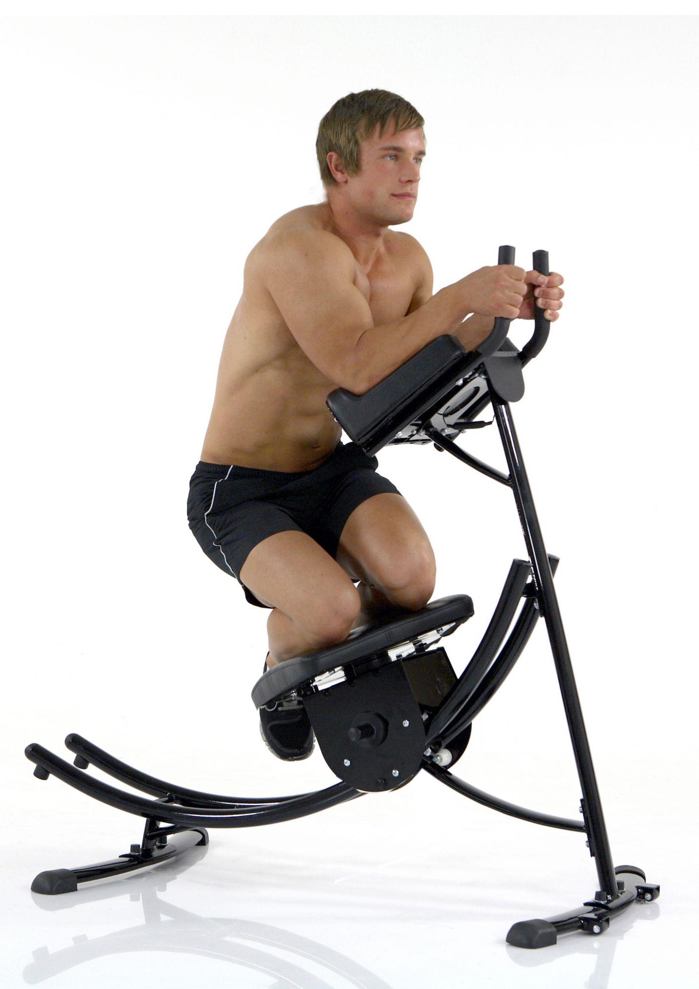 MENS HEALTH POWERTOOLS Bauchtrainer, »AB-Trax Pro«, Mens Health Powertools