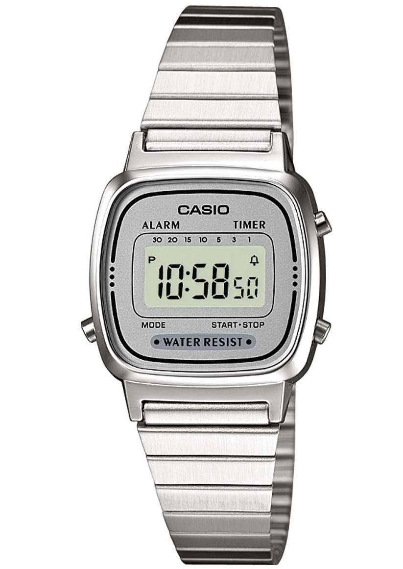CASIO COLLECTION Casio Collection Chronograph »LA670WEA-7EF«