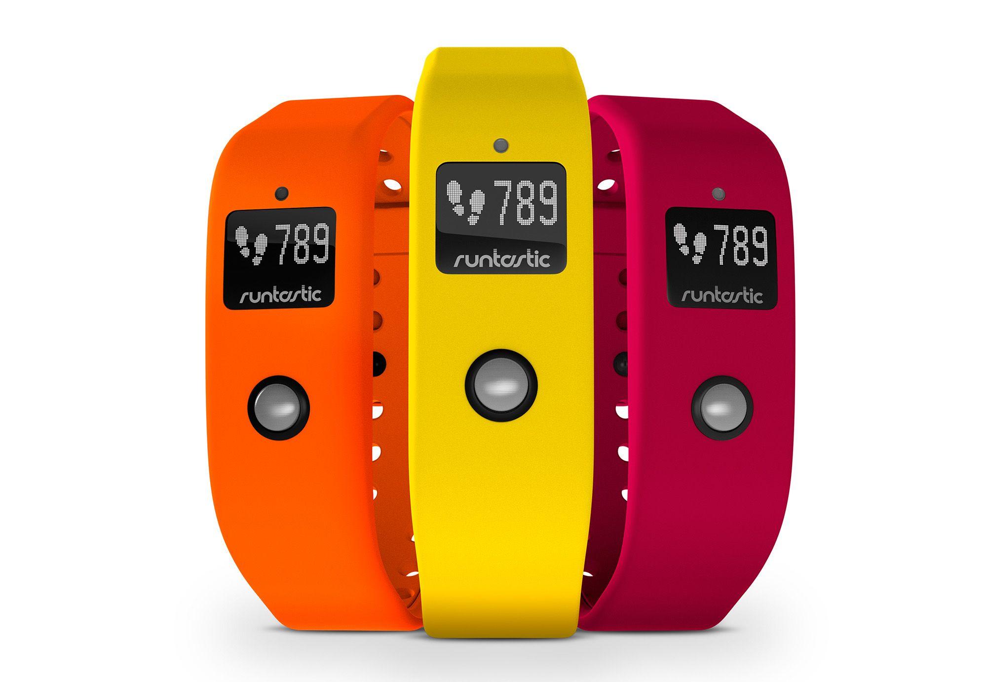 RUNTASTIC Armband Set, »Colored Wristbands for runtastic Orbit«, runtastic, ohne Activity Tracker