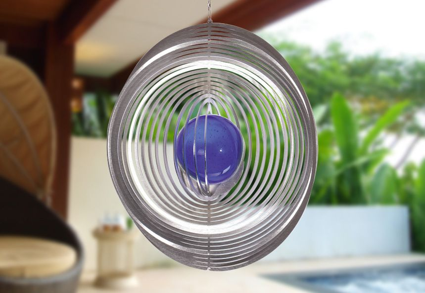 ILLUMINO Windspiel, »Kreis«,