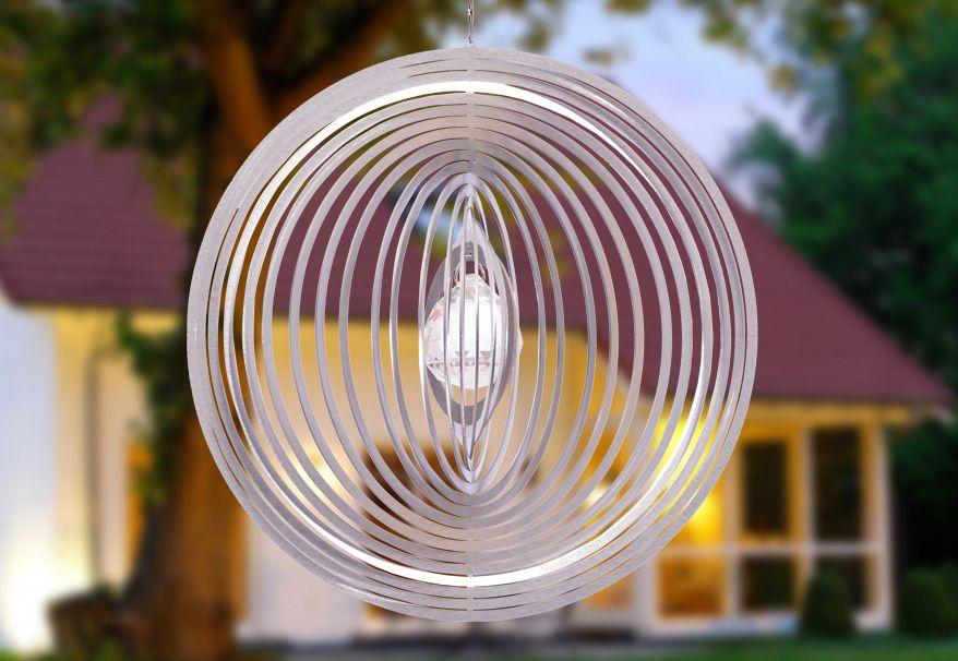 ILLUMINO Windspiel, »Circolo«,