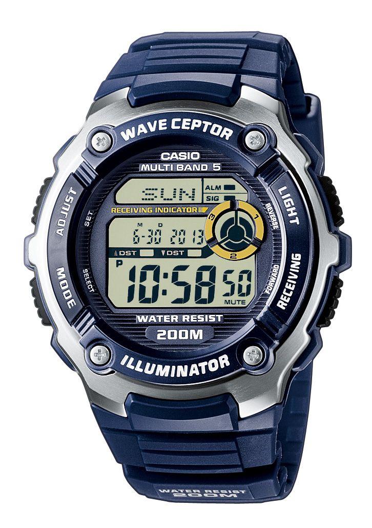 CASIO FUNK Casio Funk Funkchronograph »WV-200E-2AVEF«