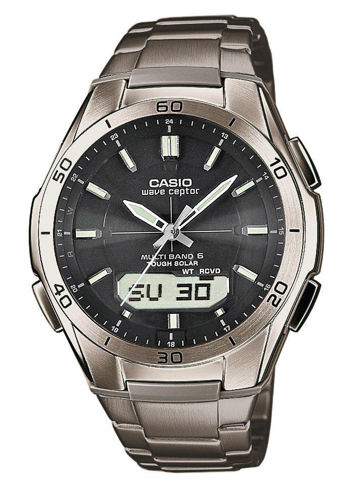 CASIO FUNK Casio Funk Funkchronograph »WVA-M640TD-1AER«