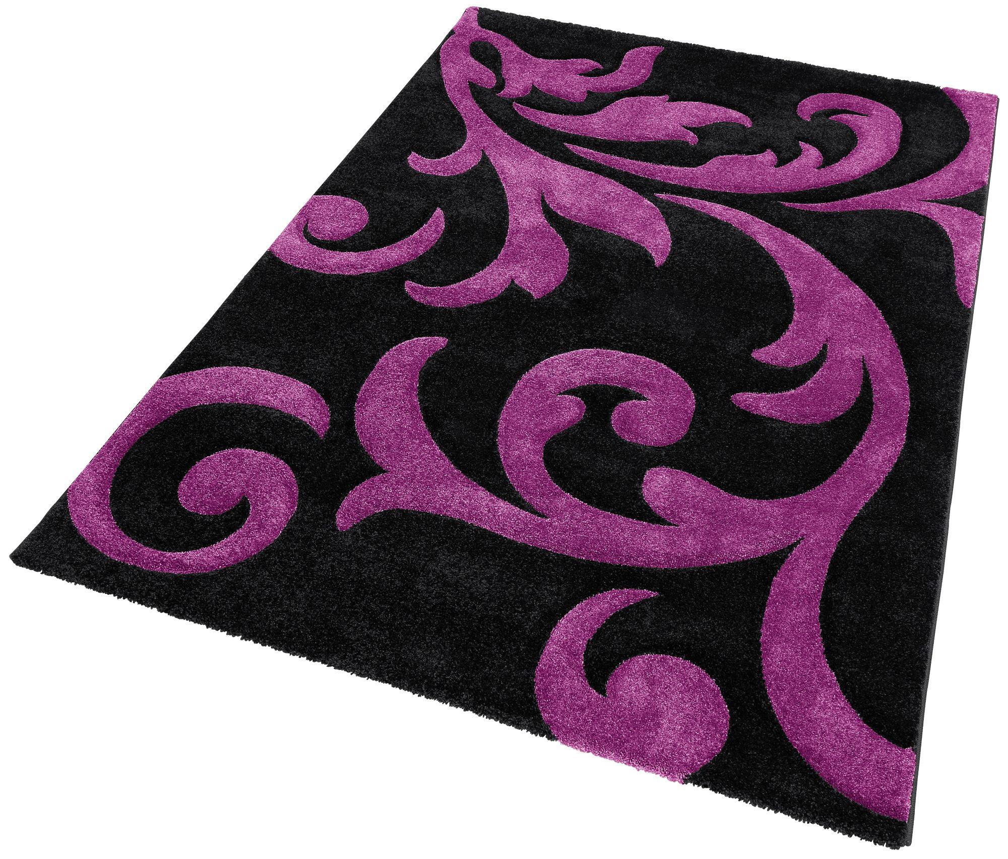 Teppich »Lambada 451«, Lalee, rechteckig, Höhe 14 mm, maschinell gewebt