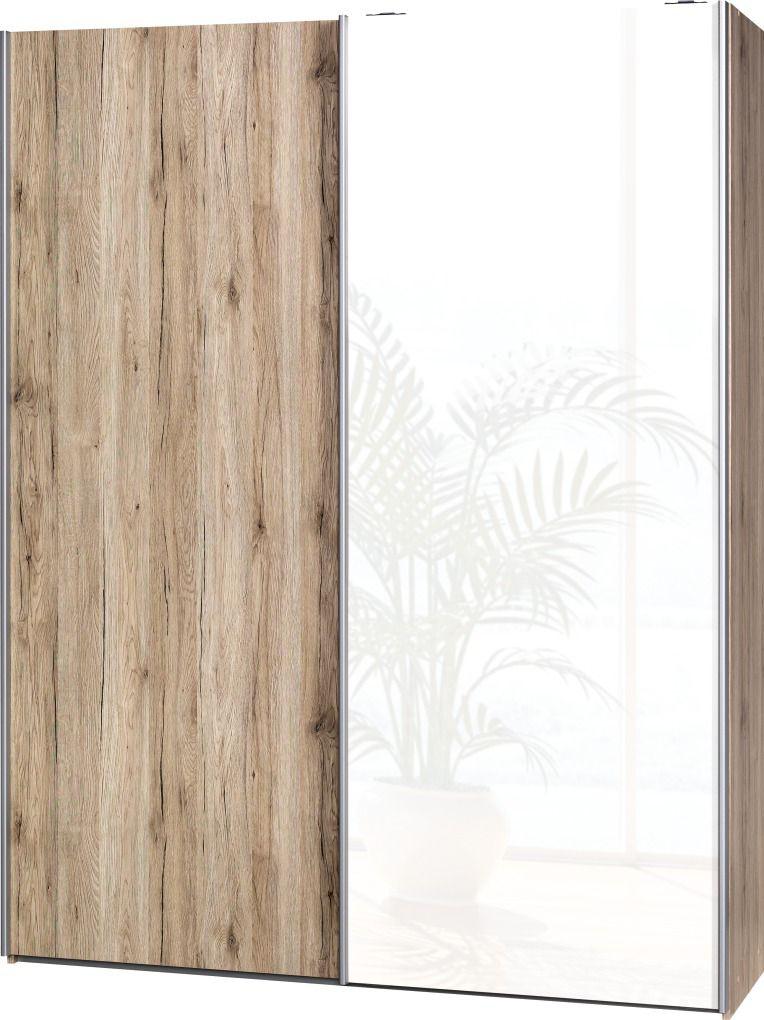 CS SCHMAL Garderobenschrank, CS Schmal, »Soft Smart«, 150 cm breit in 2 Tiefen
