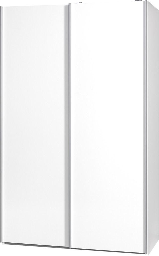 CS SCHMAL Garderobenschrank, CS Schmal, »Soft Smart«, 120 cm breit in 2 Tiefen
