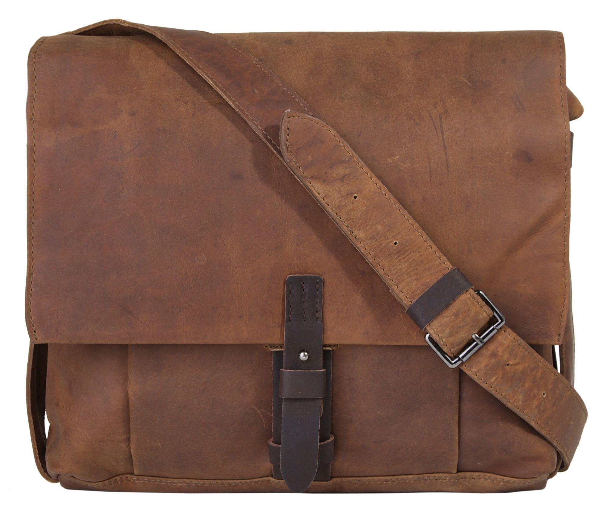 HAROLDS Harold's Leder Messengerbag »Leado«