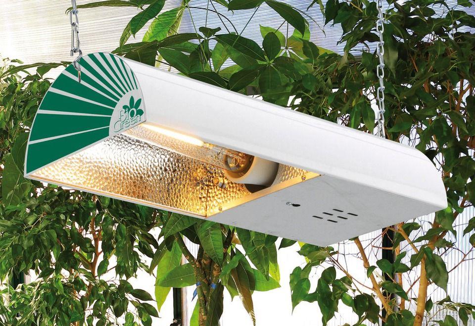 BIOGREEN Biogreen Pflanzenlampe »Sirius X 400«, Natrium-Dampflampe, BxTxH: 12,5x56,5x25 cm