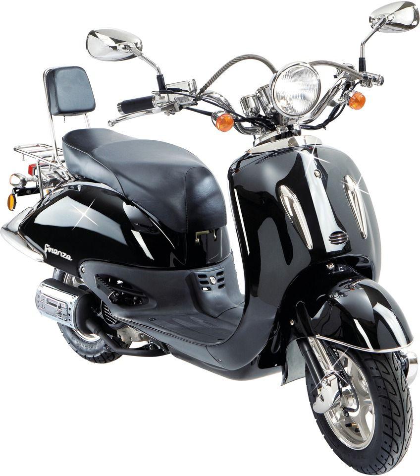 Flex Tech  Mofa »Retro Firenze 50 ccm, 25 km/h«